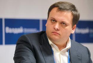 Генеральный директор Агентства стратегических инициатив по продвижению новых проектов (АСИ) Андрей Никитин