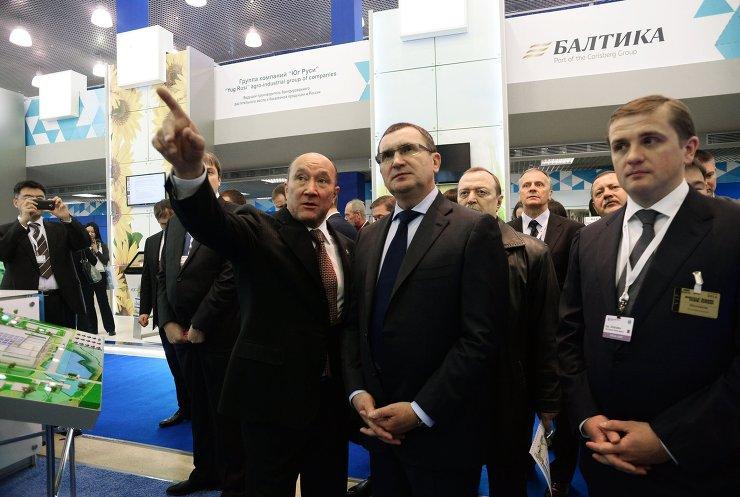 Выставка-ярмарка инноваций в области АПК государств-членов ШОС «АГРО-ИННОТЕК»