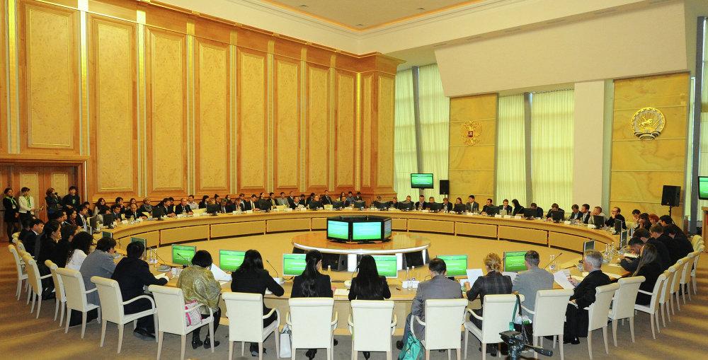 上合组织国家青年创新论坛