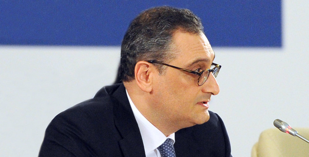 Deputy Minister of Foreign Affairs of the Russian Federation Igor Morgulov
