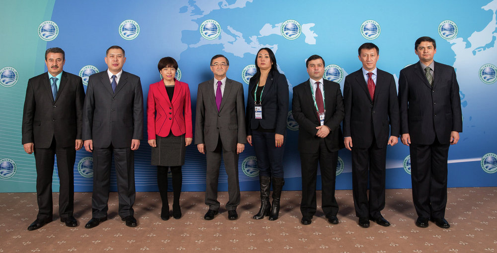 The SCO Council of National Coordinators Meeting