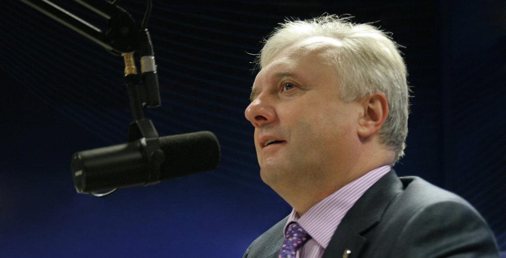 Председатель правления Евразийского банка развития Игорь Финогенов