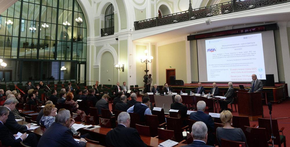 Расширенное заседание Комитета по вопросам экономической интеграции стран ШОС и СНГ