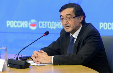 Russia's Special Presidential Envoy to the Shanghai Cooperation Organisation, Director of the Asian and Pacific Cooperation Department of the Russian Ministry of Foreign Affairs and Ambassador Extraordinary and Plenipotentiary Bakhtier Khakimov