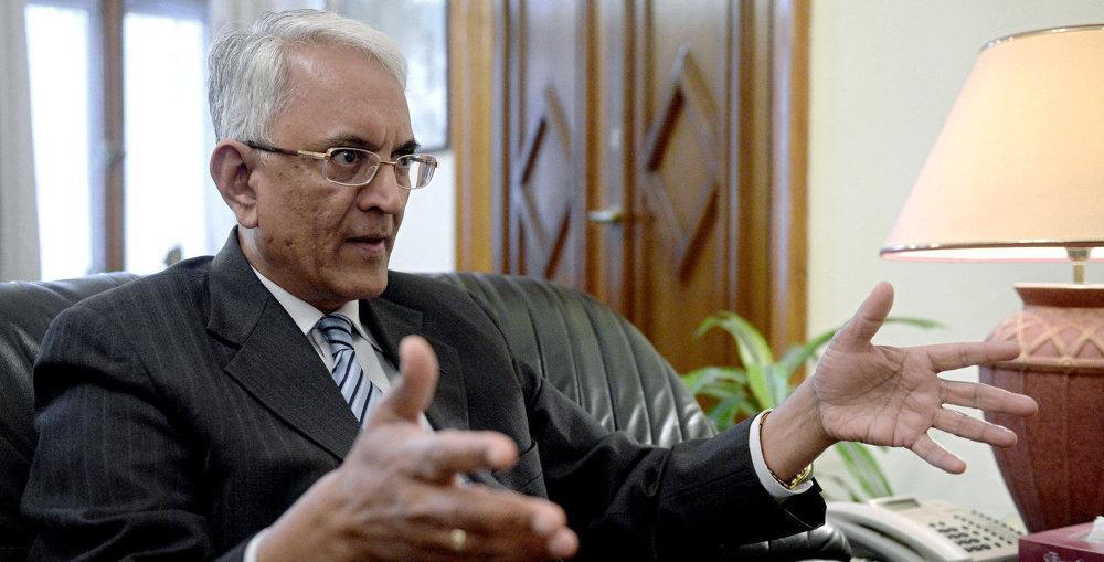 Чрезвычайный и Полномочный посол Республики Индия в Российской Федерации Пунди Шринивасан Рагхаван