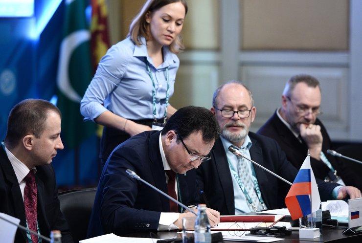 上合组织成员国、观察员国和对话伙伴国国家旅游部门领导人会晤