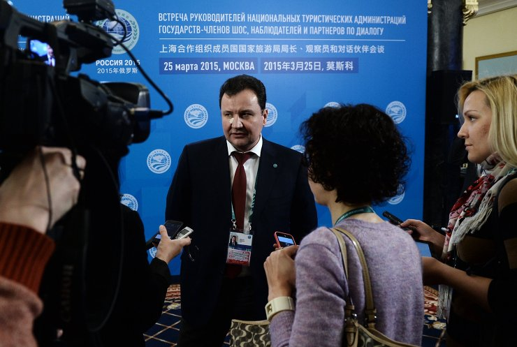 Встреча руководителей национальных туристических администраций государств-членов ШОС, наблюдателей и партнёров по диалогу