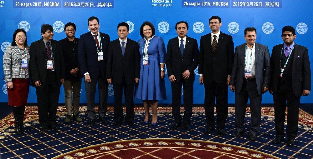 上合组织成员国、观察员国和对话伙伴国旅游部门领导人会议
