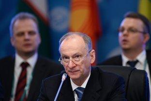Встреча секретарей советов безопасности государств-членов ШОС