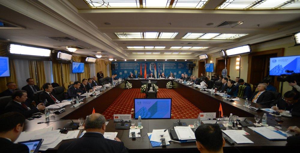 Совещание руководителей компетентных органов государств-членов ШОС, наделённых полномочиями по борьбе с незаконным оборотом наркотиков