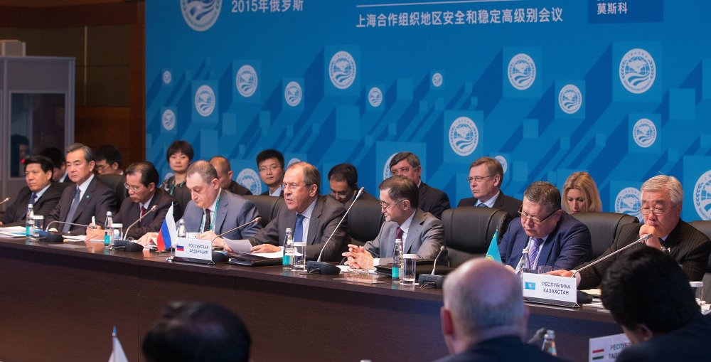 High-Level Conference on Security and Stability in the SCO Region