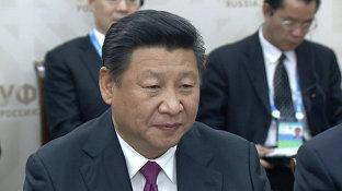 Беседа президента России Путина с председателем КНР Цзиньпином_china