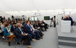 Брифинг Генерального секретаря Шанхайской организации сотрудничества Дмитрия Мезенцева