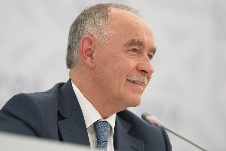 Briefing of Federal Service for Drug Control head Viktor Ivanov