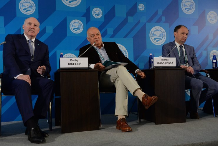 """Forum of the Heads of the Leading SCO Media Outlets """"Towards a Common SCO Information Space"""""""